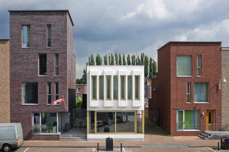 De zwarte hond u2013 architectuurguide