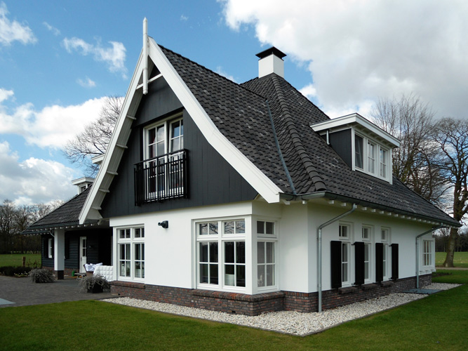 Korfker architecten architectuurguide - Huis architect hout ...
