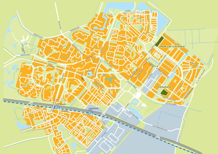 Zoetermeer Oosterheem Architectuurguide