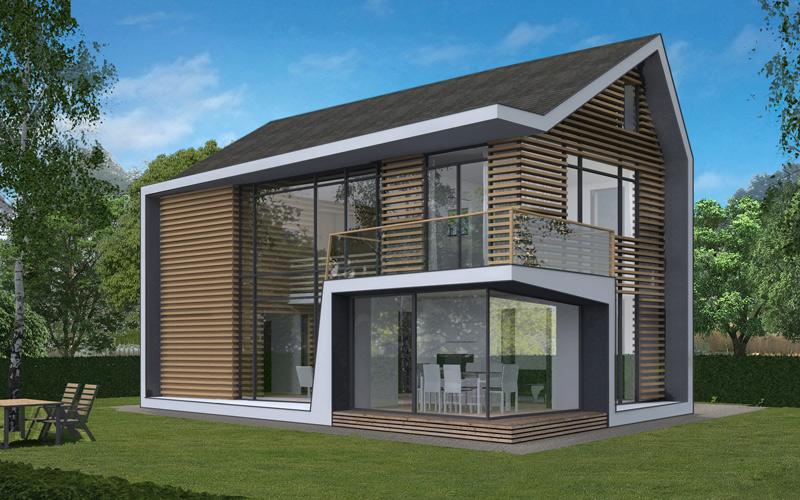 Remco gonggrijp architect architectuurguide for Huizen architectuur