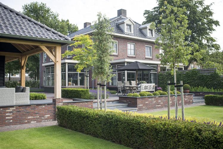 Buytengewoon tuinontwerp u architectuurguide
